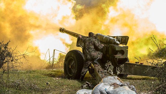 Сирийские войска в Идлибе выбили боевиков с территории аэродрома Абу-Духур