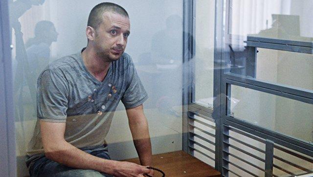 Суд вКиеве продлил арест похищенному вКрыму военномуРФ Одинцову