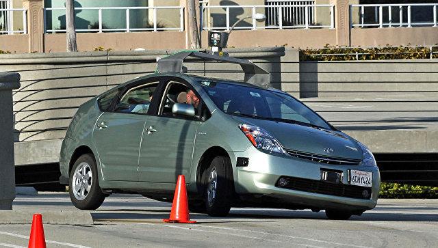 Беспилотный автомобиль (робот-автомобиль)
