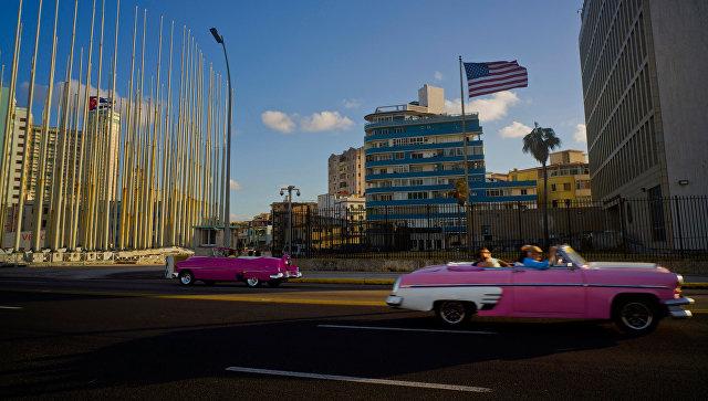 В Венесуэле прокомментировали закрытие посольства США на Кубе