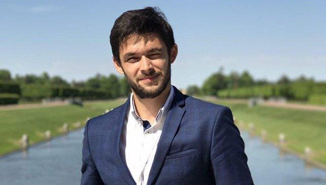 Специальный корреспондент МИА Россия сегодня Янис Мадни. Архивное фото