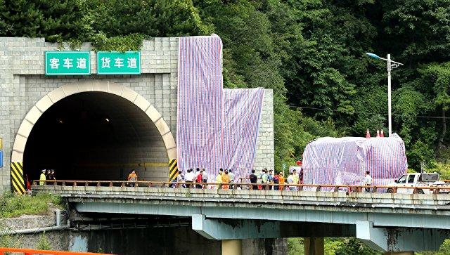В Китае более 30 человек погибли в результате крупного ДТП