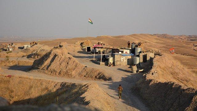 Курды. Архивное фото