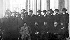Президиум всероссийского демократического совещания