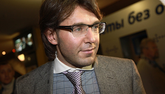 Ведущий телевидения Андрей Малахов. Архивное фото