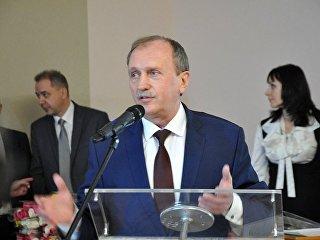 Бывший вице-губернатор Приморского края Сергей Сидоренко. Архивное фото