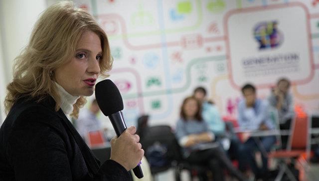 Наталья Касперская, генеральный директор InfoWatch