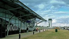 Лондонский аэропорт . Архивное фото