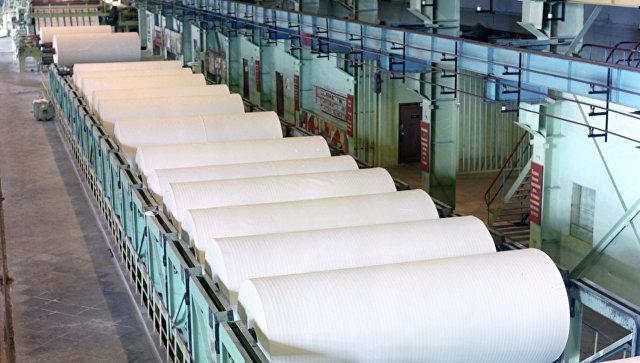 Байкальский целлюлозный завод. Архивное фото