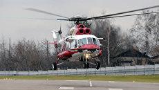 Вертолет Ми-171А2. архивное фото