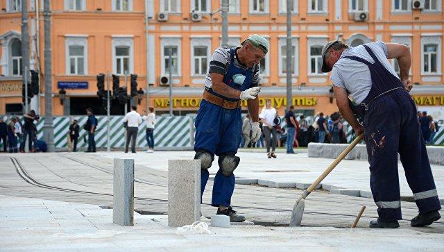 Площадь Тверская Застава в российской столице ввыходные будет закрыта для транспорта