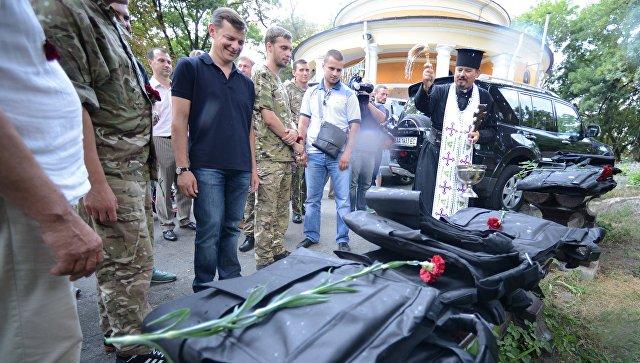Аваков ввел санкции против священников Московского патриархата
