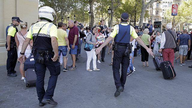 Путин выразил сожаления  Королю Испании после теракта вБарселоне