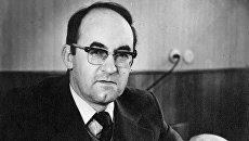 Разработчик ядерных реакторов на быстрых нейтронах Михаил Троянов. Архивное фото
