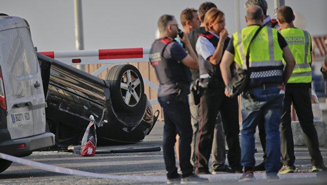 «Исламское государство» взяло ответственность за теракт в испанском Камбрильсе