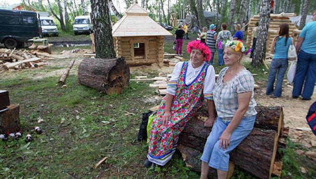 Из-за массового отравления под Томском закрыли «Праздник топора»