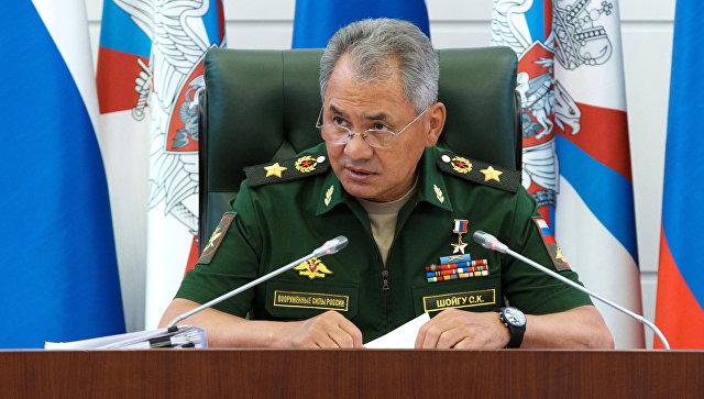 Министр обороны Сергей Шойгу вначале рабочей недели прибыл софициальным визитом наФилиппины