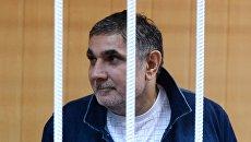 Захарий Калашов в суде. Архивное фото