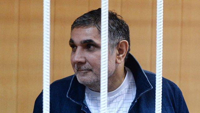 Рассмотрение ходатайства следствия об аресте Захария Калашова. Архивное фото