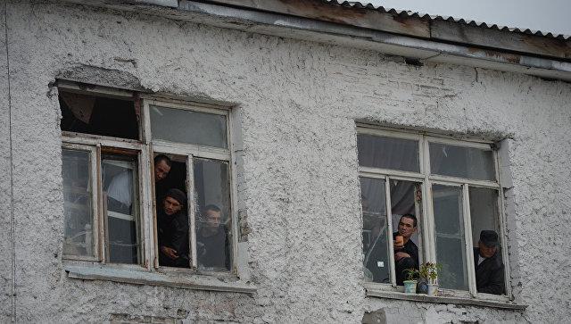 Осужденные ИК-2 ГУФСИН по Новосибирской области. Архивное фото