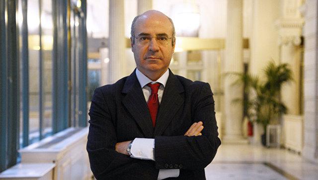 Международный финансист и инвестор Уильям Браудер. Архивное фото