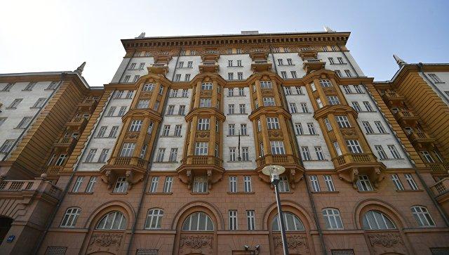 Комиссия признала невозможным переименование адреса посольства США в Москве