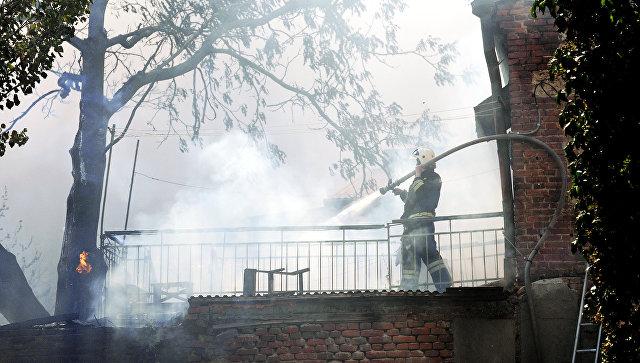 Пожар в Ростове-на-Дону: погорельцы боятся, что субсидий на жилье не хватит