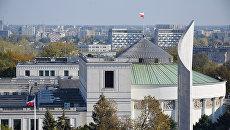 Сейм Польши в Варшаве