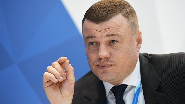 Губернатор Тамбовской области Александр Никитин. Архив
