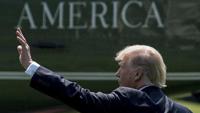 Трамп обещал не высылать детей нелегалов в ближайшие полгода
