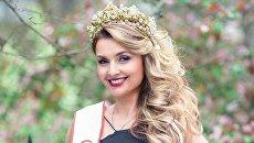 Участница конкурса Миссис Вселенная из Севастополя Ольга Половкова.