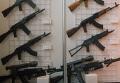 Автоматы М. Калашникова на оружейной выставке в Сокольниках