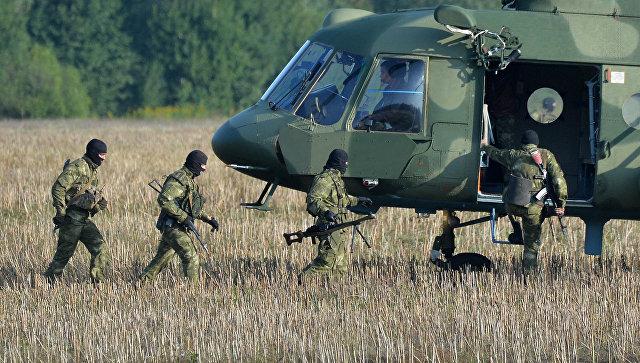 Подготовка к совместным учениям вооруженных сил России и Белоруссии Запад-2017. Архивное фото