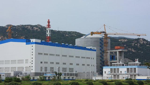 В КНР запущен ядерный ректор, разработанный сучастием Российской Федерации