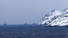 Кольский залив очистят от затонувших кораблей