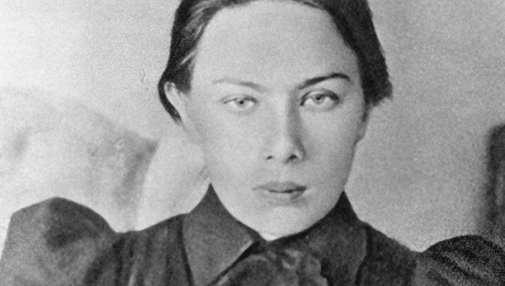 Участница революционного движения Надежда Крупская