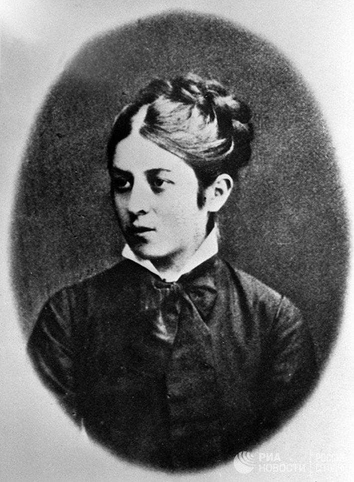 Русская революционерка Вера Фигнер