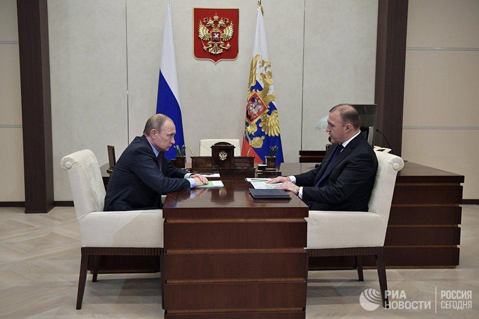 Мурат Кумпилов единогласно избран главой Адыгеи