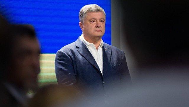 ВУкраинском государстве уровень доверия к докторам доходит 60%,— Порошенко
