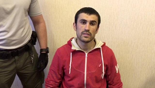 Задержанный по подозрению в подготовке терактов в Москве и Московской области на 1 сентября