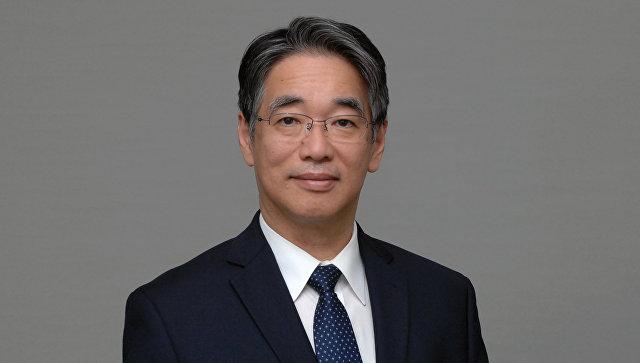 Посол Японии в России Тоехиса Кодзуки