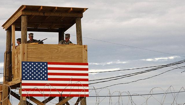 Военная база США. Архивное фото