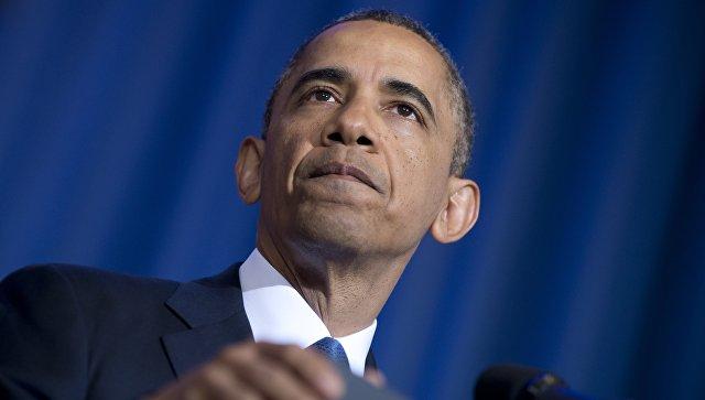 Экс-президент США Барак Обама. Архивное фото