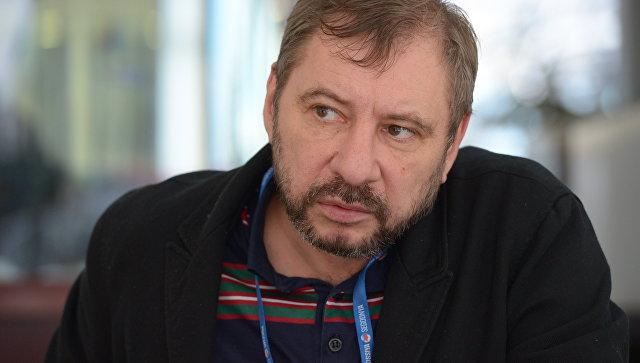 Корреспондент МИА Россия Сегодня Захар Виноградов. Архивное фото