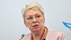 Министр образования и науки РФ Ольга Васильева на Восточном экономическом форуме во Владивостоке