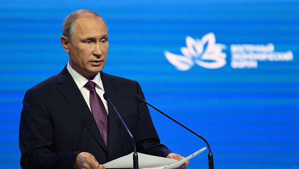 КНДР надо привлекать к экономическому сотрудничеству, считает Путин