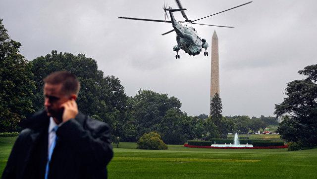 Белый дом отстранил 3-х военных законтакты синостранками