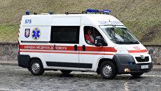 Скорая помощь в Киеве, архивное фото