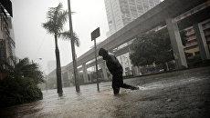 Ураган Ирма во Флориде