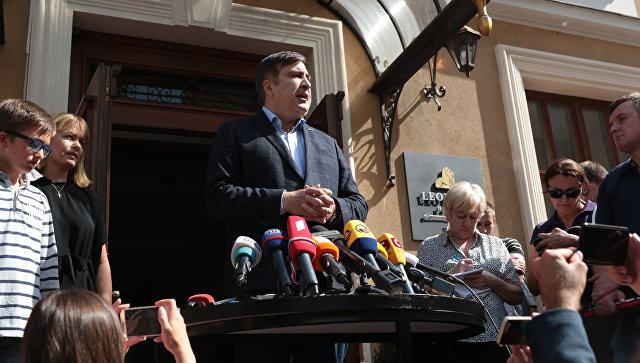 ВСБУ опровергли обвинения Саакашвили относительно попытки его прослушивания